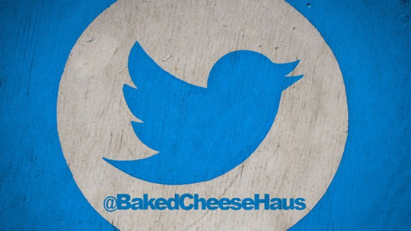Join Baked Cheese Haus on Twitter @BakedCheeseHaus