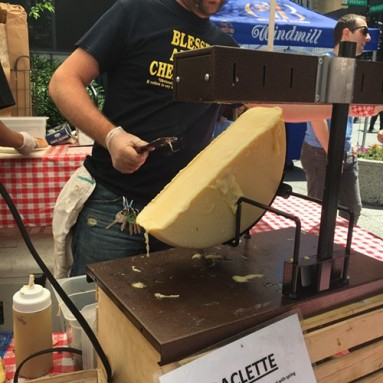 Get the sandwich of the summer at Daley Plaza Farmers Market